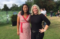 Anne Keothavong and Sue